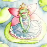 """Fairy Frog"" by TraciBixby"