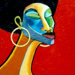"""Afroqueen"" by masud"