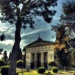 """cimitero"" by paride"