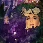 """Dame Mardi Gras"" by RobertoSantoCristoSoares"