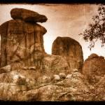 """Angry Rock"" by JasonMayoff"