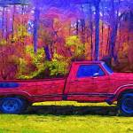 """Country truck"" by cherylthomas"