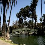 """Bridge at the Echo Park -- Los Angeles"" by ZarahSolis"
