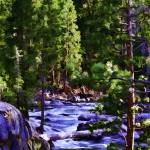 """River Saint Stanislaus Forest"" by johncorney"