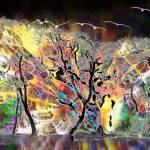 """Mysterious Light #16"" by ArteZoe"