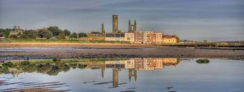 St Andrews at Low tide