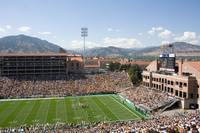 Colorado University Folsom Field.