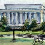 """Lincoln Memorial - Washington DC"" by rudisill"
