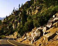 Roadscape - Sonora Pass No2