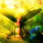 """Sunbeam Fae"" by Megan11"