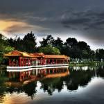 """Chinese Garden"" by pappu"