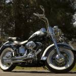 """Harley Davidson Heritage Softail"" by jasond"
