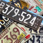 """Plates- License"" by janesclassiccarphotos"