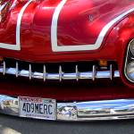 """Lowered 49 Mercury HotRod"" by janesclassiccarphotos"