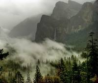 Valley Storm, Yosemite