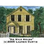 """6MileHouse (c)2005 L.Curtis"" by LaurenCurtis"
