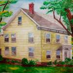 """Farmhouse (c)2007 L.Curtis"" by LaurenCurtis"