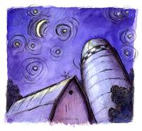 Night Barn