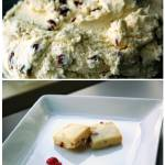 """""""Cranberry Shortbread Cookies"""" by kaishin"""