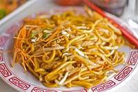 My Lo Mein...