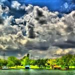 """Lake Travis Marina"" by TomZimmer"
