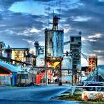 """McNeil Cement Factory"" by TomZimmer"