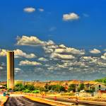 """""""Pflugerville Water Tower"""" by TomZimmer"""