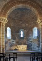 Chapel from Notre Dame du Bourg at Langon