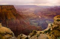 Grand Canyon in the Spring