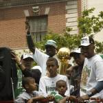 """Celtics Parade 2008"" by jasond"