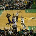 """Kobe Bryant Lakers vs Celtics"" by jasond"