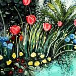 """""""Spring Garden"""" by ElizaArt"""
