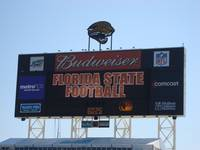 Florida State Football Game Board