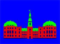 Christiansborg Red