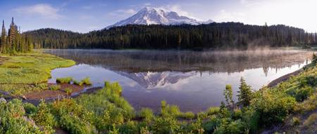 Reflection Lake Morning