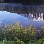 """Reflection Lake, Mt. Rainier National Park"" by JimDockery"