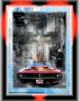 11x14 Yeshua Rocks! (Jesus Take The Wheel) - Digit