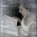 """11x14 Study of Psalm 119 Vrs 1"" by Cwick"