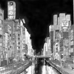 """Dotonbori Canal, Osaka Japan"" by gramturismo"