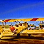"""Biplane"" by Artkeptsimple"