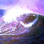 """Purple Wave"" by alanminshull"