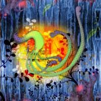 Dreaming Happy Art Prints & Posters by Ale Loop