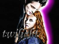 Twilight's Bella and Edward