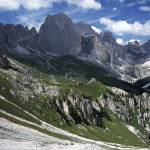 """Il Catinaccio / Rosengarten, Dolomites ot Italy"" by upliftingphotos"