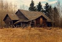 The Old Homestead in Alberta