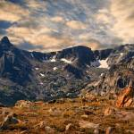 """Rocky Mountain National Park"" by AnaCBStudio"