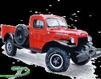 Power Wagon Truck
