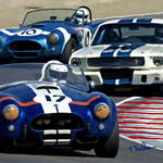 """SHELBY Racing"" by ArtbySachse"