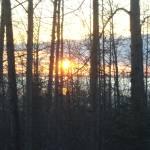 """""""Lake Sunset"""" by wolcott"""