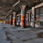"""The Old Loading Docks in St Paul"" by carbonsilver"